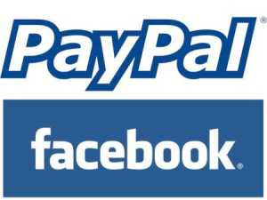 Facebook Partnering with PayPal