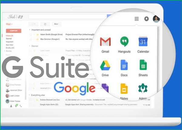G Suite Gets Updates