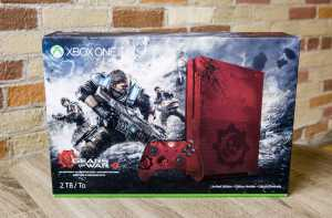 Gears of War 4 Xbox One S Limited Edition