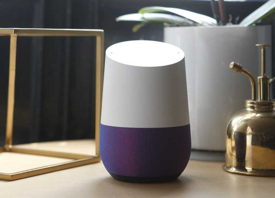 Google Home AI Assistant