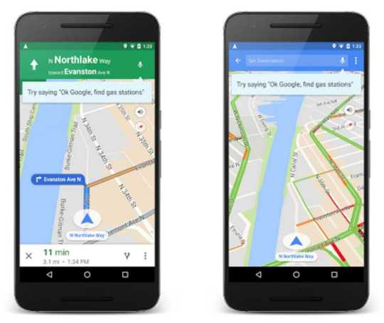 Google Maps App Updates