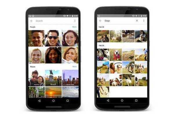 Google Photos Auto Rotate Function