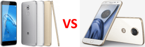 Huawei Nova vs Moto Z Play