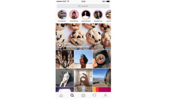 Instagram Stories To Explore Tab