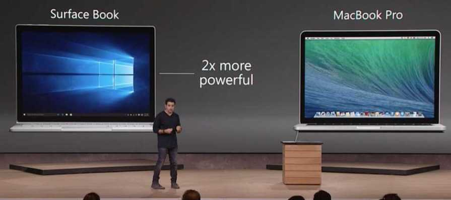MacBook Pro VS Surface Book