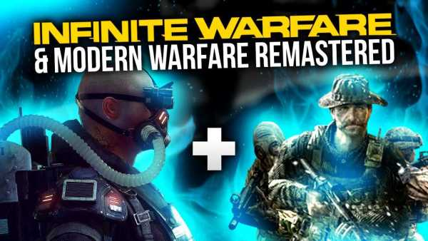 Modern Warfare Required Infinite Warfare