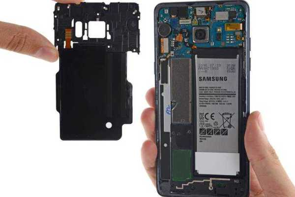 Note 7 Batteries