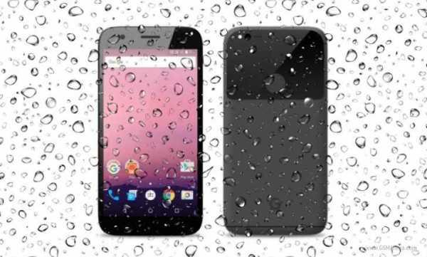 Pixel and Pixel XL Not Waterproof