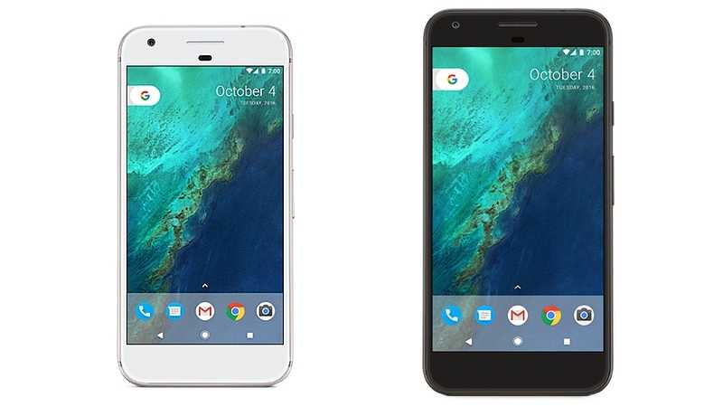 Pixel and the Pixel XL