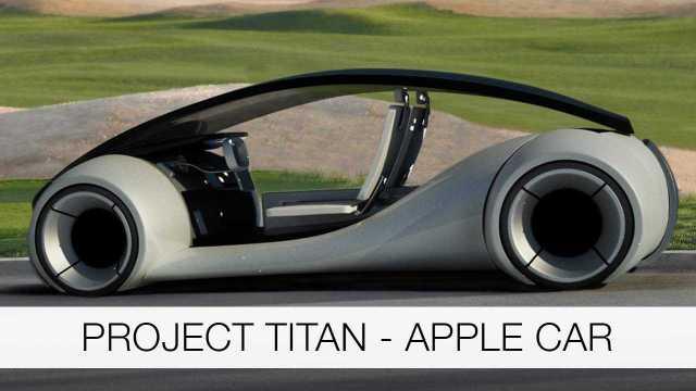 Project Titan Apple Car