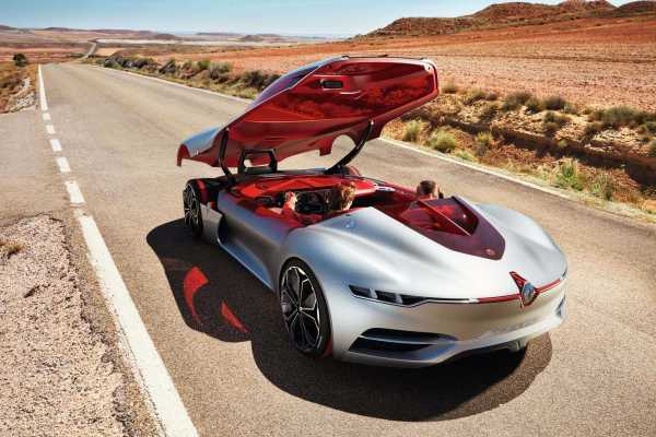 Renault Trezor Concept rear