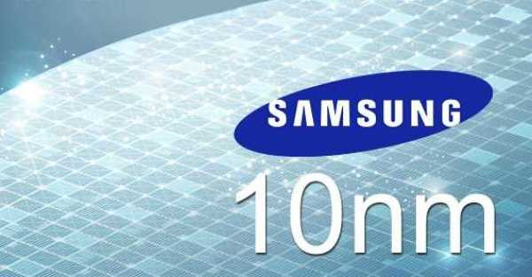 Samsung 10 nm Chip Technology