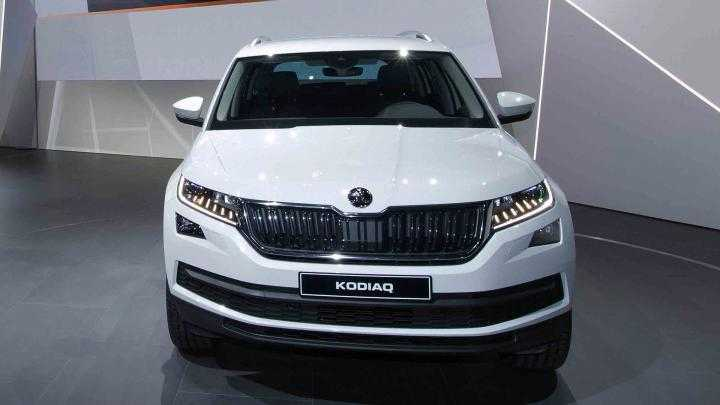 A Glimpse Of The Skoda Kodiaq Features Proves It Is Here For A