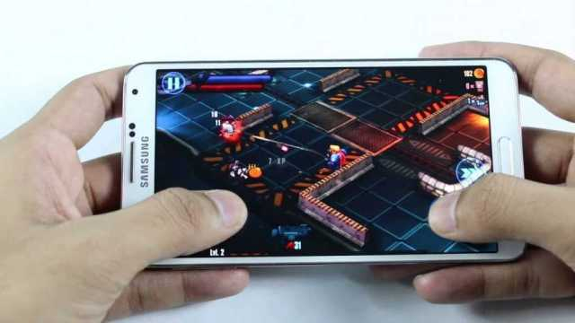 Smartphone Games for Casual Gamers