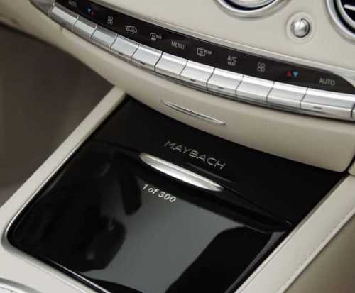 2017 Mercedes Maybach