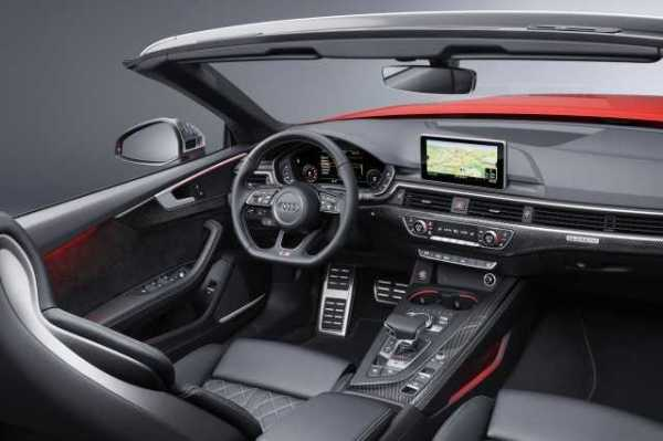 2018 Audi A5 Cabriolet Revealed