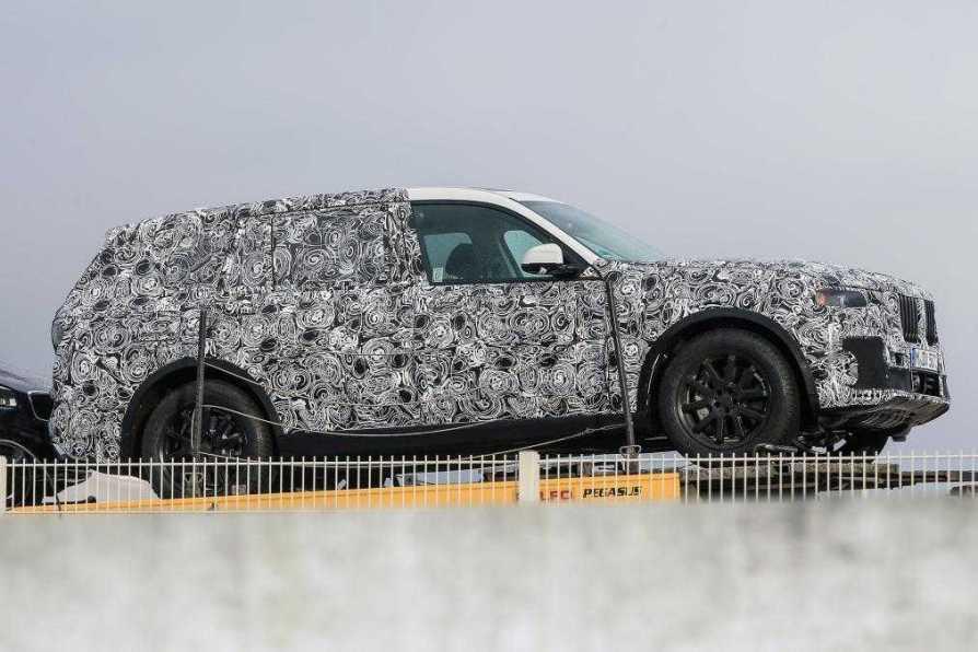 2018 BMW X7 SUV