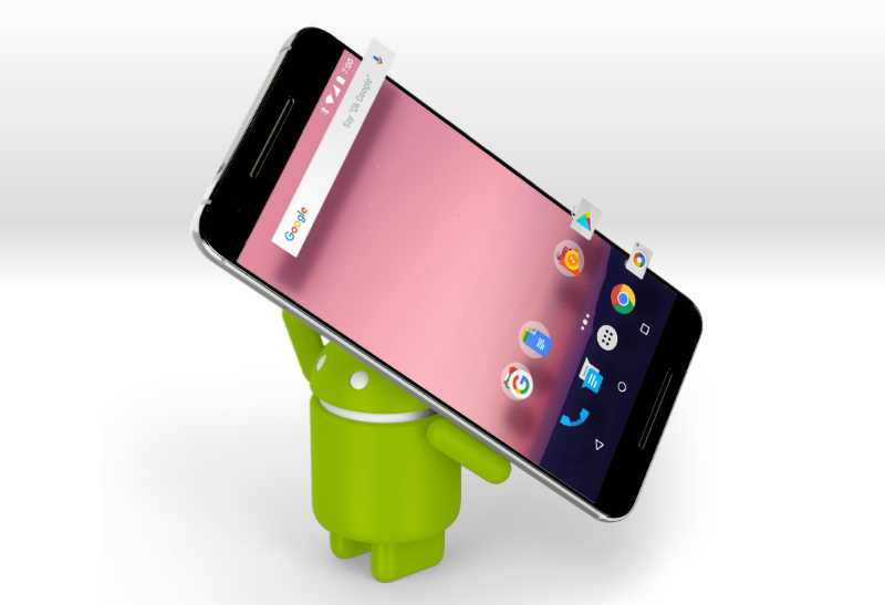 Android Nougat 7.1 Update