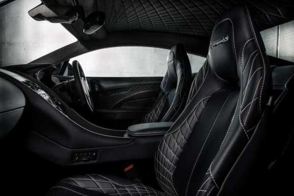 Aston Martin Vanquish S Interiors