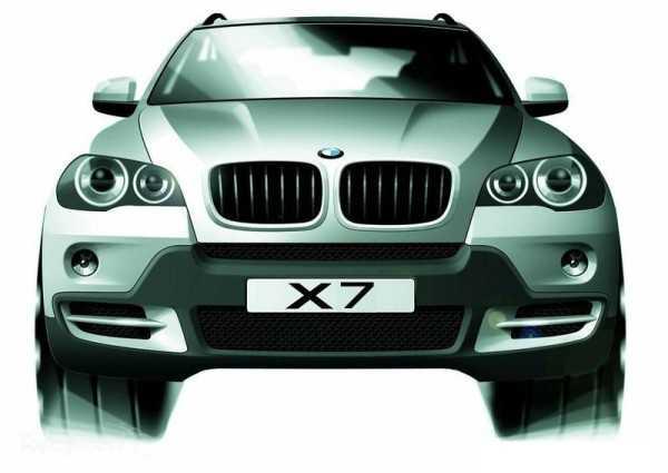 BMW X7 High End SUV
