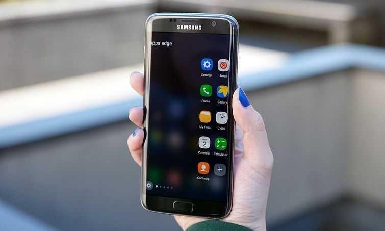 Galaxy S8 autofocus feature