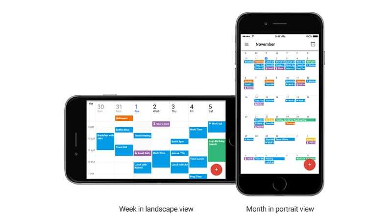 Google Calendar App Version 1.6.3