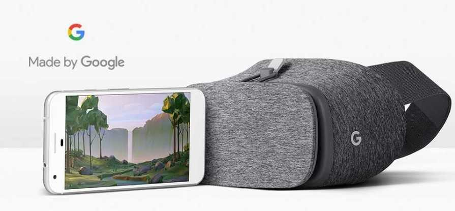 Buy Google Pixel, Pixel XL via Project Fi and get a Daydream View VR