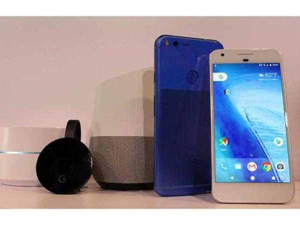 Google devices