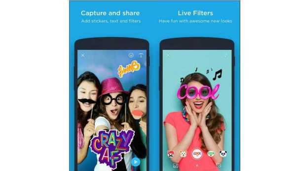 Hike Live Filters