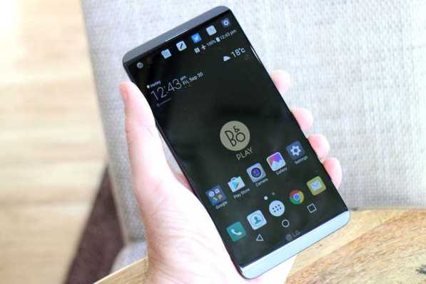 LG V20 US Sales