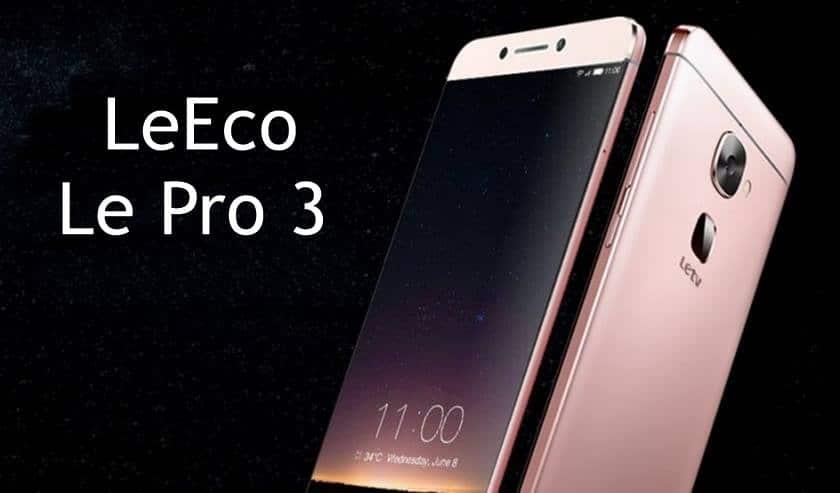 Le Pro 3