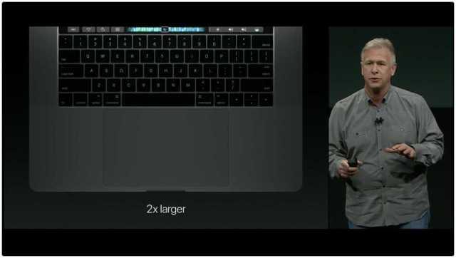 MacBook Pro Strong Backlash