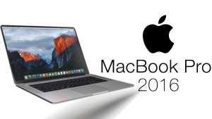 MacBook Pros 2016