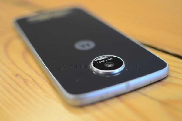 Moto Z Play Verizon Offer
