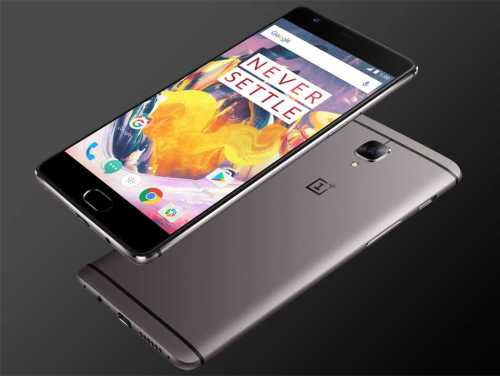 OnePlus 3T Official