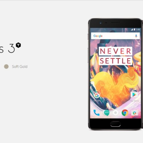 OnePlus 3T Snapdragon 821