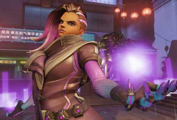 Overwatch New Hero Sombra