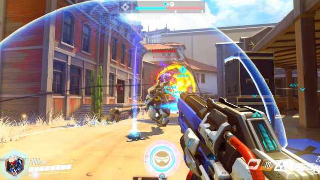 Overwatch on Consoles