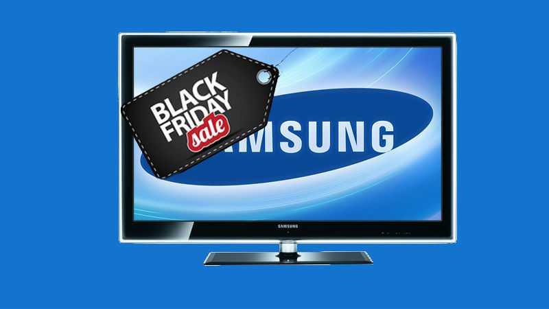 Samsung Deals Black Friday 2016