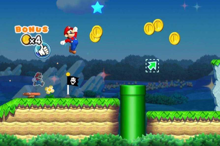 Super Mario Run Paid App