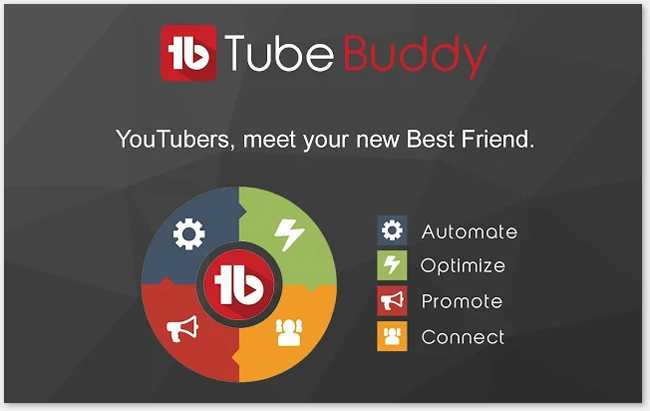 TubeBuddy Popular Features