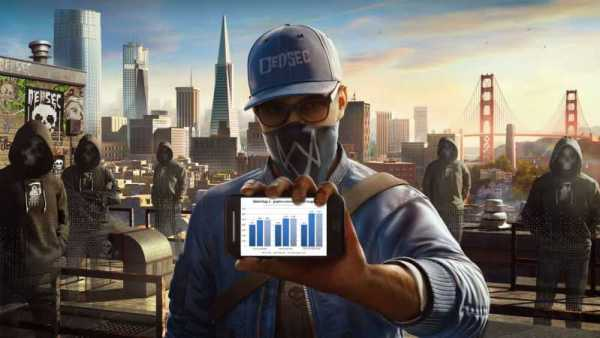 Watch Dogs 2 On PC