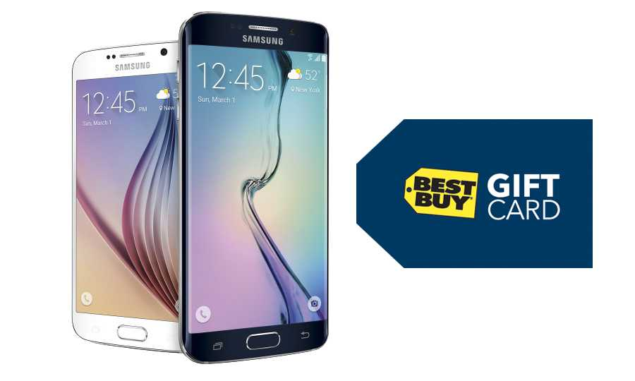 Black Friday Deal Best Buy Lists Samsung Galaxy S7 And Iphone 7 With A 250 Gift Card
