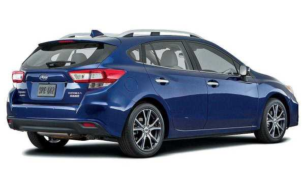 2017 Subaru Impreza Details