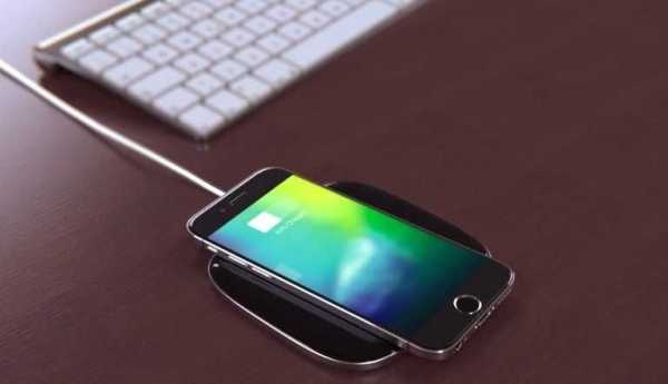 2017 iPhone No Wireless Charging