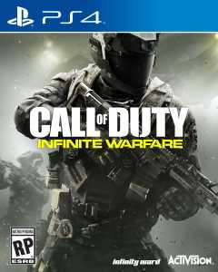 Call of Duty Infinite Warfare by Activision