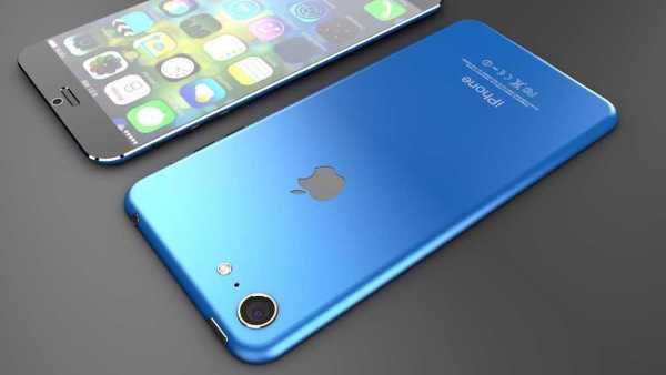Apple iPhone 7S Hit Shores in 2017