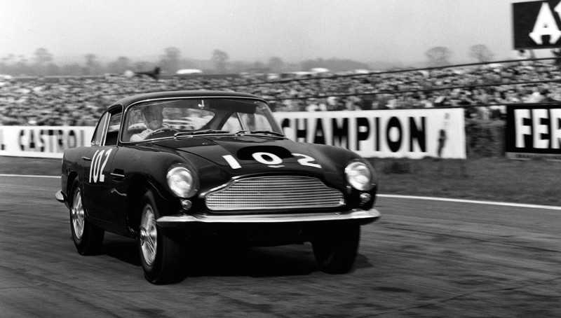 Aston Martin DB4 GT