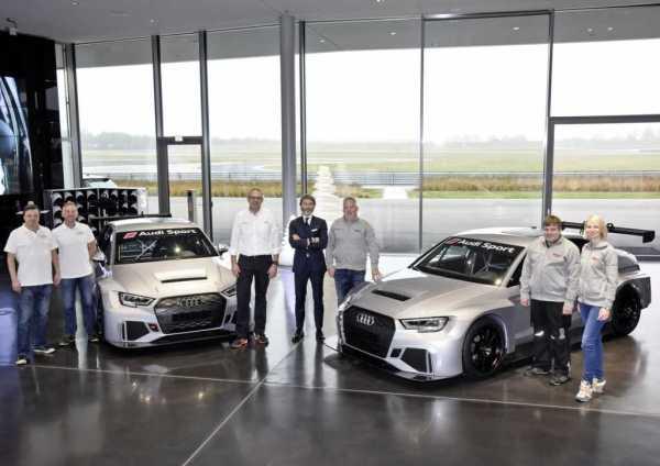 Audi RS3 LMS Pricing