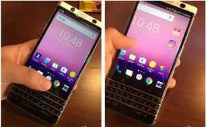 BlackBerry Mercury Android